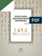 Guía Para Deconstruir Rumores