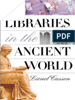 [Lionel Casson] Libraries in the Ancient World(BookFi)