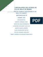 INSTALACION DE EQUIPOS SUSTENTABLES