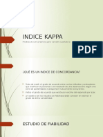 Indice Kappa