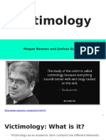 Victimology Presentation