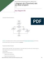 Mendeskripsikan Diagram Alir (Flowchart) Dan Menguasai Konsep Dasar Program _ ESEMKADA XII RPL 2