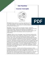 get familiar course concepts activity 1