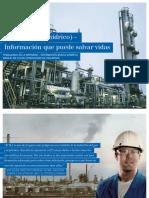 Informacion H2S de Seguridad