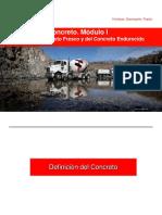 Módulo I - Propiedades Del Concreto Fresco y Endurecido