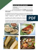 comidas tipicas de Centroamerica.doc