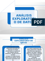 Analisis Exploratorio de Datos
