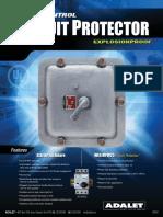 Adalet Motor Circuit Protector