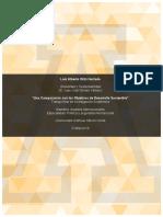 Comparación entre Paraguay - México a fin de los Objetivos de Desarrollo Sostenible