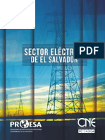 Sector Elctrico de El Salvador