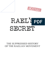 Raels Secret - The Suppressed History of the Raelian Movement