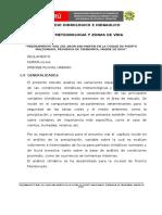 Estudio Hidrologico e Hidraulico Jr San Martin