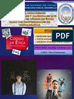 Ética Profesional Contable - Universidad Nacional del Callao