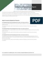 Feasibility Study of Ethylbenzene Production