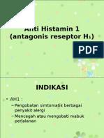 Kelompok Antihistamin - Kel 1
