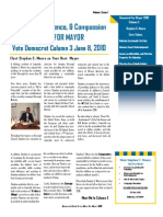 Moore For Mayor June 8th 2010 Column 3