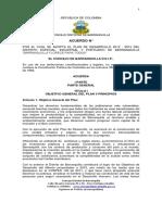Plan Desarrollo Distrital BarranquillaPLAN DE DESARROLLO 2012-2015