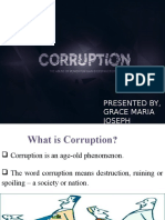 Corruption in India ppt