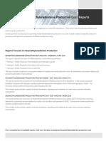 Feasibility Study of Hexamethylenediamine Production
