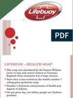 personal selling-Lifebuoy