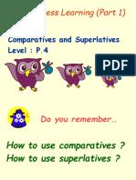 Comparative-superlative practice