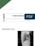 Tumor Mediastinum & Paru (Lidia)