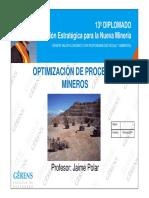 Optimizacion de Procesos Mineros 4