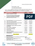 Cotizacion Camara Vigilancia - 09022016
