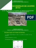Caracteristicas Generales Del Acuifero de Ica