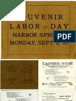Labor Day Souvenir