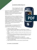 Gps Submetrico Mobile Mapper 20