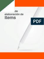 MANUAL ELABORACION DE ITEMS PRUEBAS NACIONALES.pdf
