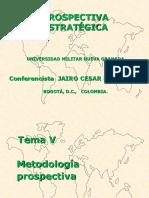 UMNG Presentación Prospectiva PARTE V JLAVERDE.ppt