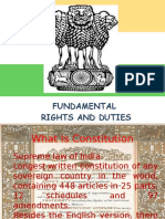 Final Ppt Fundamental Rights and Duties