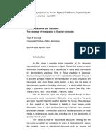 Van Dijk Paper on Racism and Textbooks