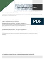 Feasibility Study of Isosorbide Production
