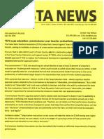 TSTA Press Release April 20 2016