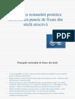 Executarea Restaurării Protetice Ceramice Cu Puncte de Fixare Din Sticlă Atractivă-Stefan Ionel