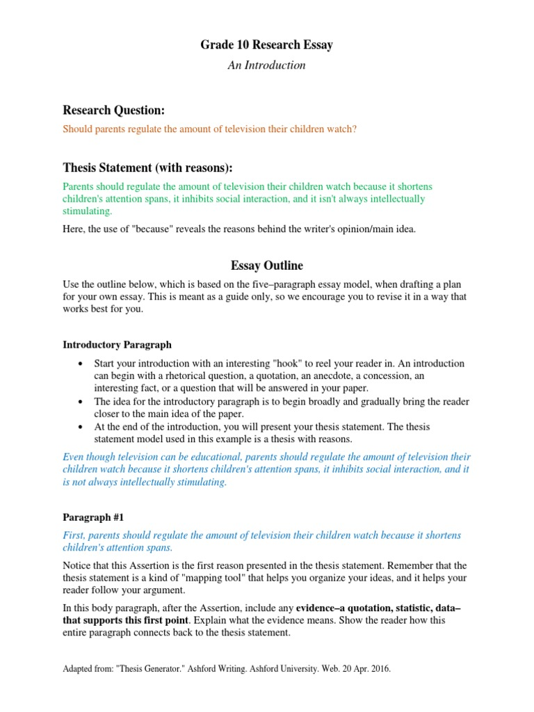 research essay  essays  epistemology
