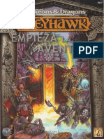 AD&D - Greyhawk - Empieza La Aventura