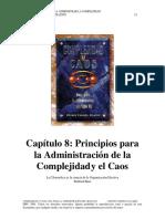 Principios de La Administracion Comlejidad y Caos