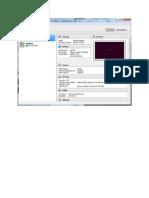 Ubuntu Installation Desktop Screenshots