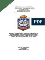 Producto 1 Tema de Tesis Pozos Multilaterales