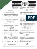 Analisis Dimensional 3º Sec Cramer