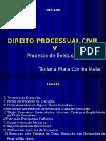 Slides Unigran- Processo Civil