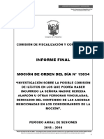 Informe Final Agendas Nadine Heredia