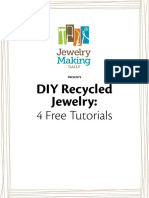 Diy Recycled Jewelry Tutorials