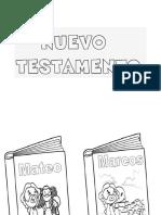 libros Nuevo Testamento