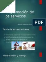 Programación de Los Servicios
