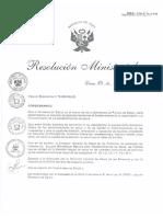 Rm588- Primera Parte-listado de Equipos Biomedicos Basicos Para Establecimientos de Salud